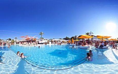 THB Ocean Beach, Ibiza, Španělsko, letecky