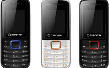 Mobil Manta MS1701 Vintage - užitečný a jednotuchý model.