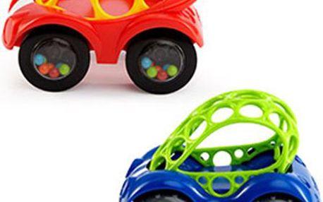 Hračka autíčko Oball Rattle & Roll™ (3 m+)