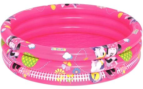 Nafukovací bazén Minnie - průměr 102cm, výška 25 cm