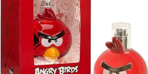 Stylová toaletní voda ANGRY BIRDS EDT 50 ml