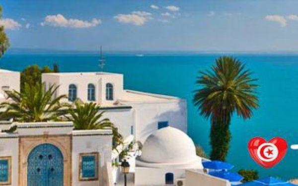 Barvy Tuniska: Týdenní pobytově poznávací zájezd pro 1 osobu.