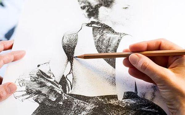 Naučte se kreslit za víkend! Kurzy po celé ČR!