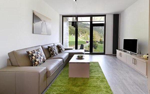 Apartmány ve Špindlu pro 2 dospělé a 1 dítě zdarma