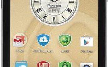 Smartphone Prestigio MultiPhone 5504 DUO Black