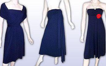 Originální šaty Chameleon - 10 v 1