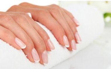 Profesionální MANIKÚRA + 1x regenerační maska/krém na ruce na domácí použití a bavlněné rukavice v Ostravě