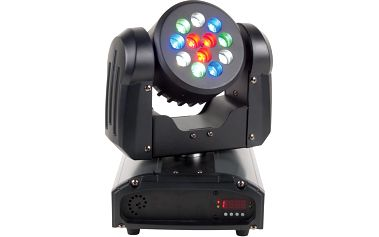 LED otočná hlava American DJ Inno Color Beam 12