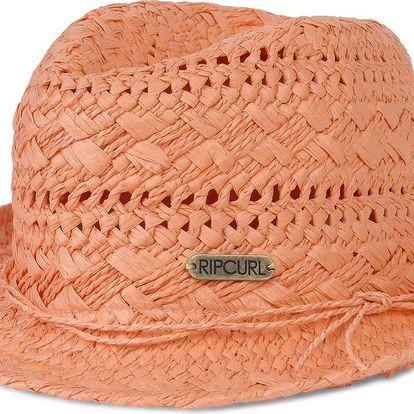 Úžasně stylový dámský slaměný klobouk Rip Curl Evie Fedora