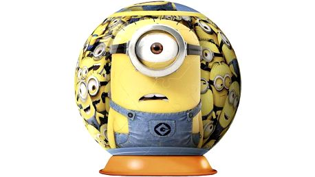 Mimoňové puzzleball 72d Despicable Me