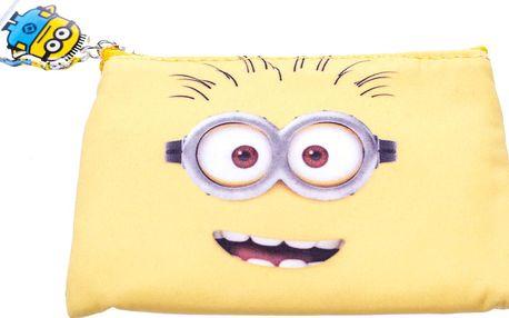 Dětská peněženka Mimoni, žlutá