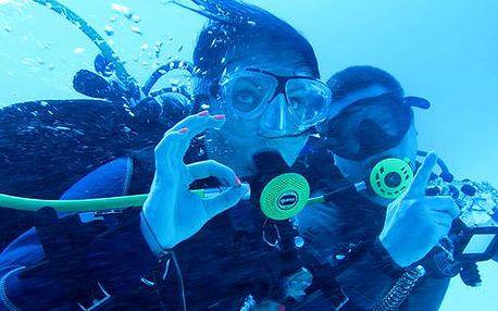 Základní kurz potápění ve volné vodě