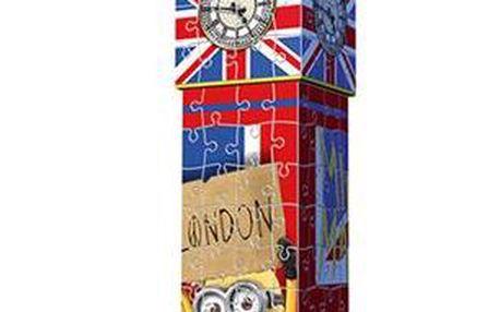 Puzzle Mimoňové Big Ben 216d
