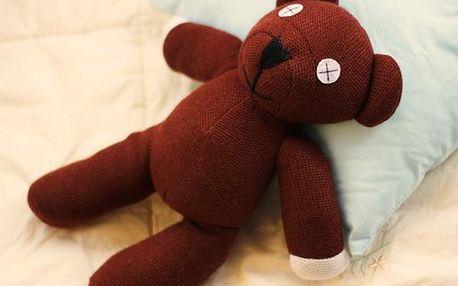 Plyšová hračka - Medvídek Mr. Beana 23cm