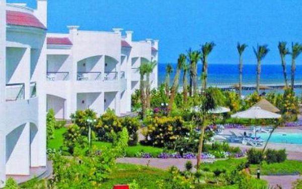 Egypt, oblast Hurghada, doprava letecky, all Inclusive, ubytování v 4* hotelu na 15 dní
