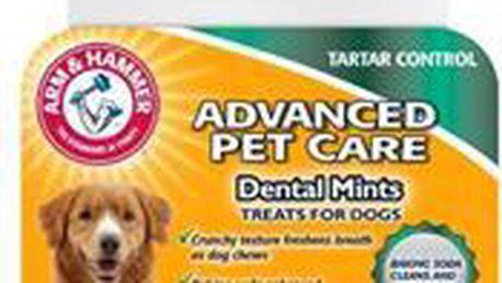 Dentální tablety proti zub. kameni DOG Arm&Hammer 40tbl.