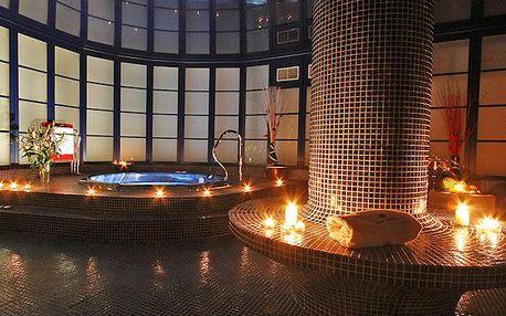 Luxusní wellness v hotelu Morris s polopenzí!