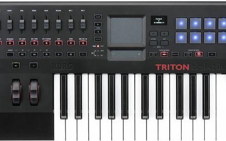 USB-MIDI kontroler / syntezátor Korg Triton Taktile 25