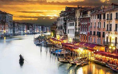 4denní zájezd do Itálie s dopravou i ubytováním