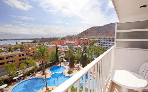 Španělsko, oblast Mallorca, doprava letecky, polopenze, ubytování v 3,5* hotelu na 9 dní