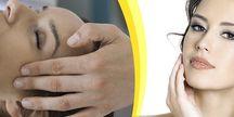 Ultrazvukové ošetření proti vráskám s kolagenem a kyselinou hyaluronovou, masáží + bonus zábal rukou