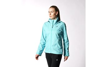 Adidas Performace Hiking Wandertag Jacket, zelená, 36