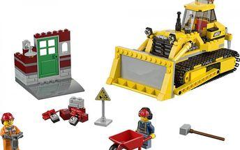 LEGO City 60074 Demolition Buldozer