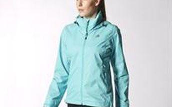 Adidas Performace Hiking Wandertag Jacket, zelená, 40