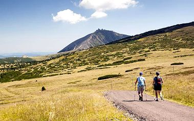 Aktivní léto v Krkonoších s polopenzí a zážitky