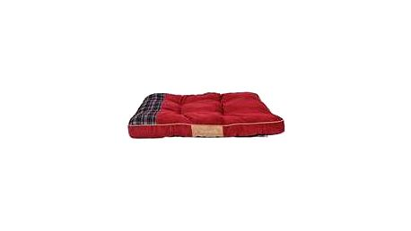 Scruffs Highland Mattress M 82x58x6cm červená