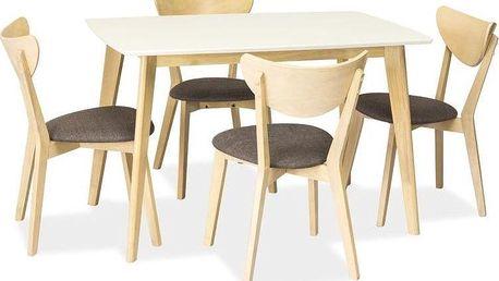 Jídelní stůl Combo, 120x75 cm - doprava zdarma!