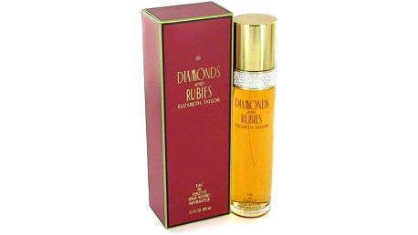 Toaletní voda Elizabeth Taylor Diamonds and Rubies 50ml EDT W