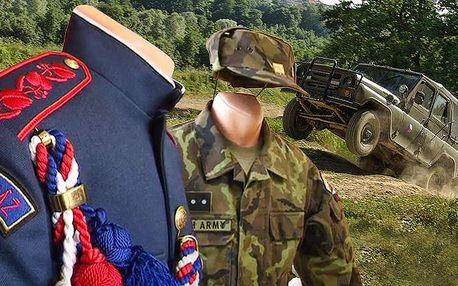 Prohlídka vojenské expozice včetně okružní jízdy v UAZ 469 v Bohumíně pro 1 osobu