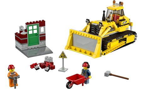LEGO City 60074 Demolition Buldozer