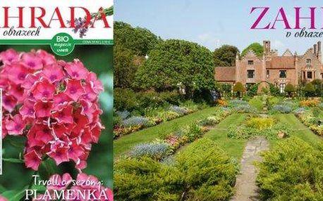 Předplatné magazínu Zahrada v obrazech