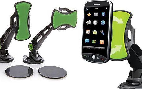 Chytrý držák Grip Go na mobilní telefon či navigaci do auta