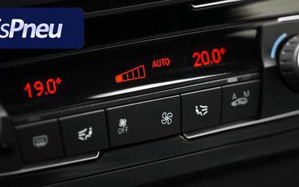 Zevrubná údržba klimatizace ve vašem autě