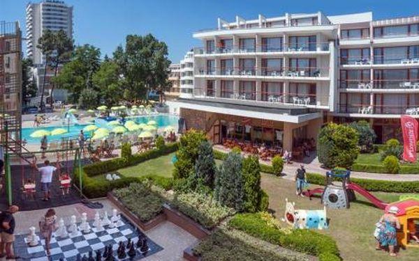 Bulharsko, oblast Slunečné Pobřeží, doprava letecky, all Inclusive, ubytování v 4,5* hotelu na 8 dní