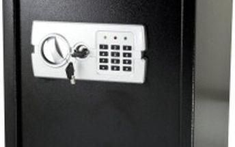 G21 Trezor digitální 450x350x350mm 450x350x350 mm
