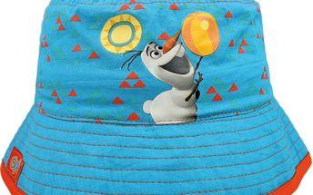 Dětský klobouček Frozen - Olaf