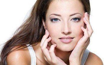 Luxusní 60minutové kosmetické ošetření se slevou 64 %
