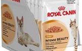 Royal Canin Intense Beauty 12 x 85g pro dospělé kočky