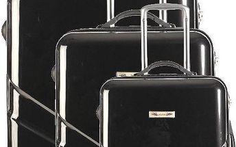 Set 3 cestovních kufrů Majestik Elegant
