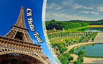 Paříž a Versailles na státní svátky