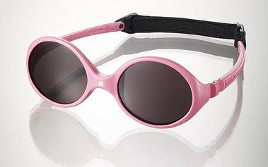 Dívčí sluneční brýle Diabola - růžové
