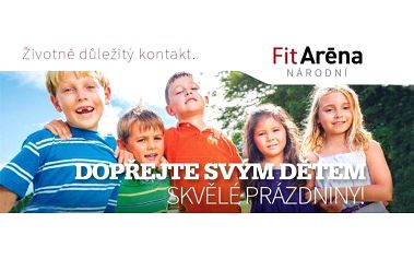 Příměstský sportovní tábor v Praze