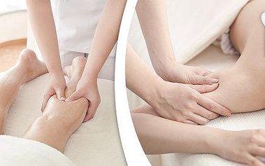 1, 3 nebo 5 ručních lymfatických masáží