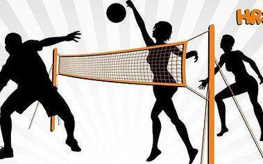 Hodina squashe nebo dvě hodiny beachvolejbalu