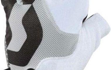 Pánské cyklistiské rukavice GLOVE ESSENTIAL SF M bílá XL