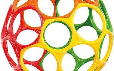 ohebná hračka OBALL 15 cm, 0m+